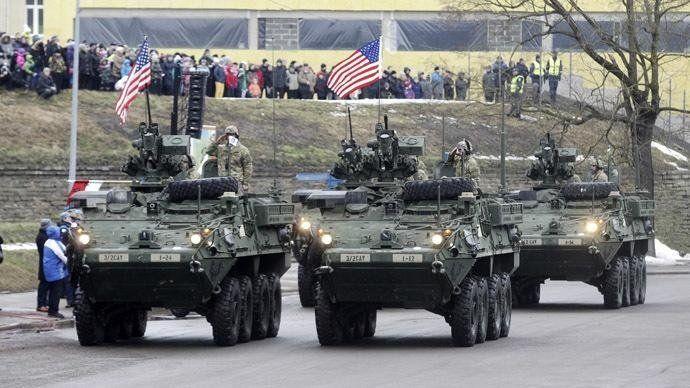 Военные парады США у границы России - перспективы Путина печальны. ФОТО » Вся правда из блогосферы на UAINFO