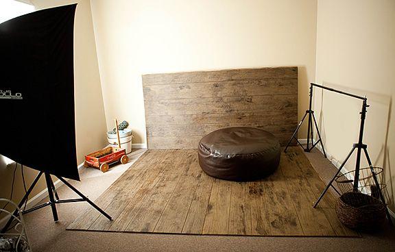 Photo Studio Tour: Behind the Scenes Look at a Newborn Studio