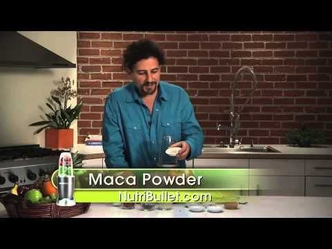 David Wolfe's Exotic NutriBlast Ingredients - NutriLiving Blog