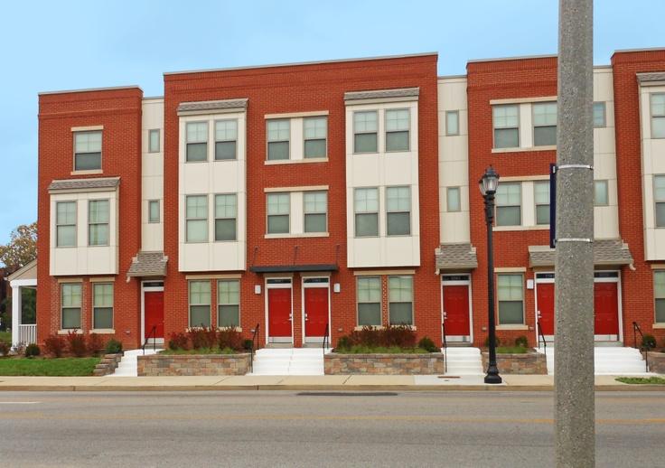 Spanish Grove Apartments St Louis Mo