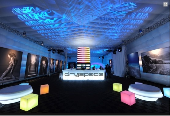 #25m X 15m #CUBE #INTERIOR  #Inflatable #Temporary #Structure #Events http://www.brandinteractivation.com/