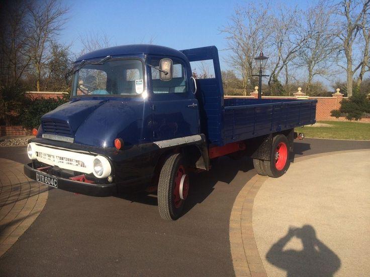 1965 C reg FORD Thames Trader 4cylinder Diesel engine BLUE/BLACK Classic truck   eBay