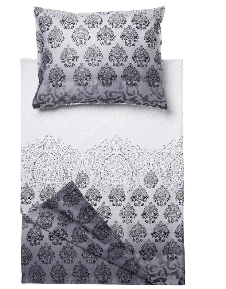 PRITAM sängkläder grå | Various | Övrig inredning | Home | INDISKA Shop Online