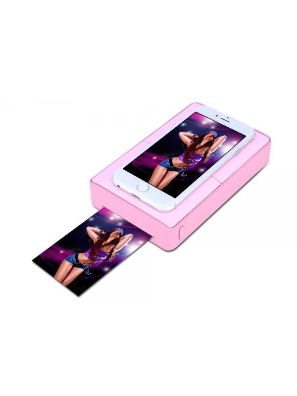 Pringo P232 Portable Wi-Fi Photo Printer