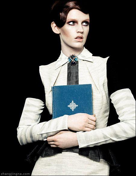 Dark Beauty Magazine: Demoure