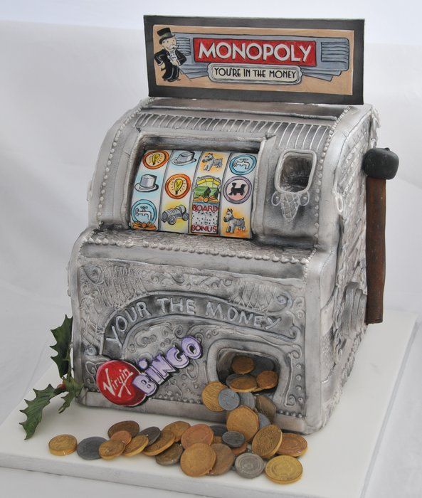 monopoly slot machine facebook