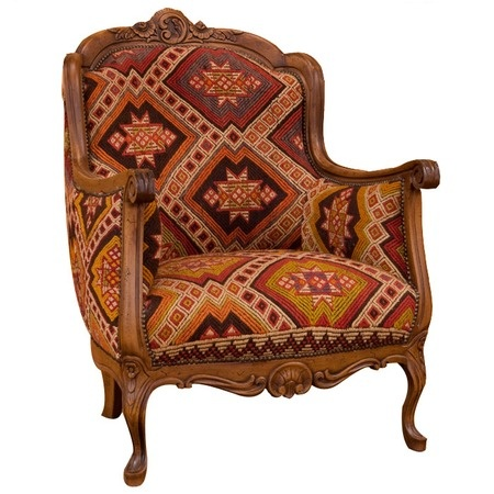 Arm Chair inspired by Turkish design.