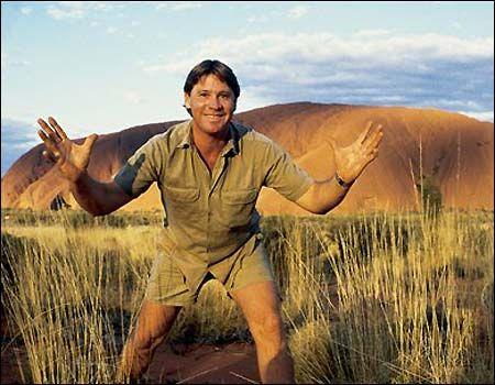 Steve Irwin - Was A Great Aussie Icon :-)