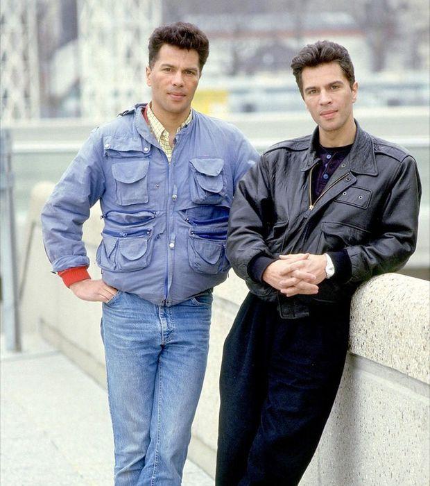 Vous ne les reconnaissez peut-être pas, mais ce sont bien les frères Bogdanoff