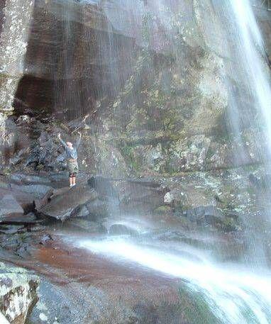 RainBow Falls-Gatlinburg TN----One of my favorite hikes and water falls....#hiking #smokymountains #waterfalls