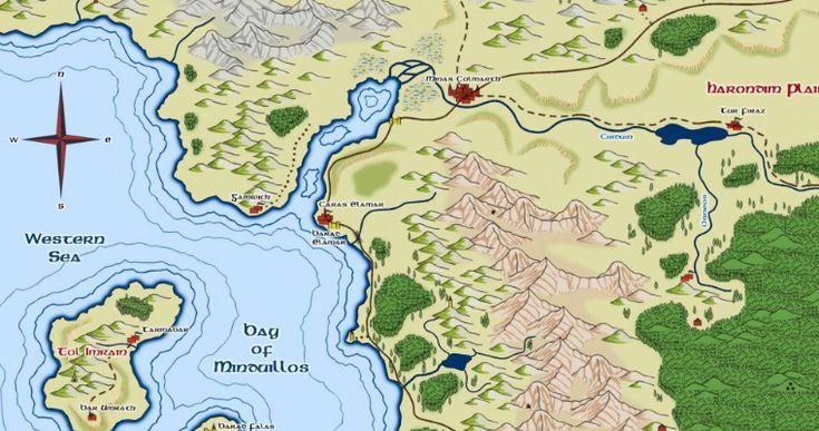 ProFantasy Software - Map Making for Games