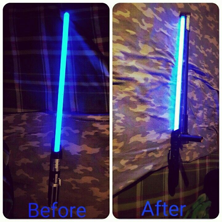 From a cheap lightsaber to a beam katana from No more heroes