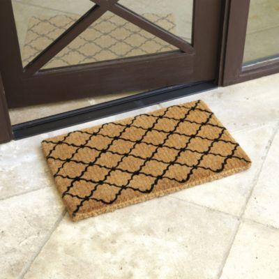 Trellis coir mat ballard designs