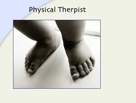 Physical Therapist role with the Cerbral Palsy individual. Pinned by SOS Inc. Resources.  Follow all our boards at http://Pinterest.com/sostherapy for therapy resources.