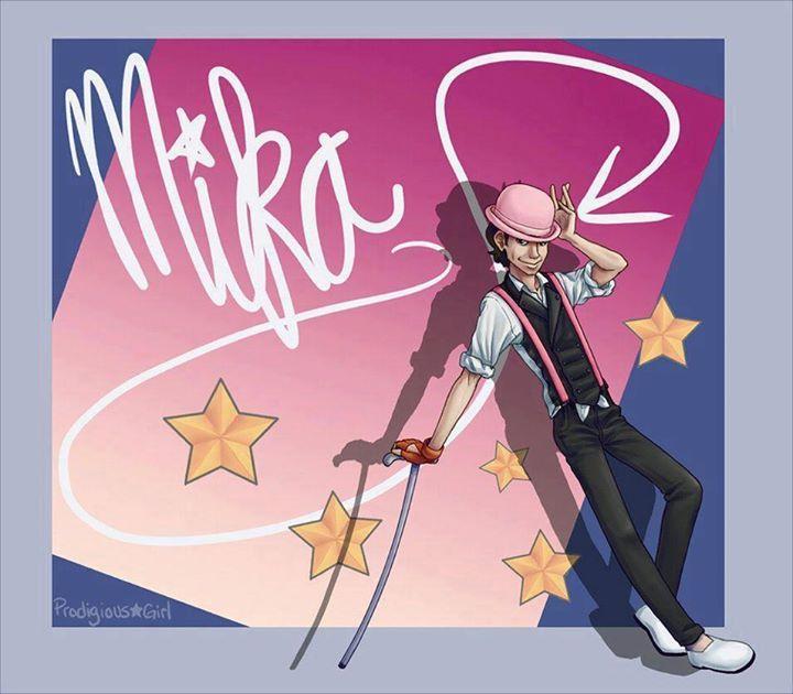 Mika art made by a fan <3