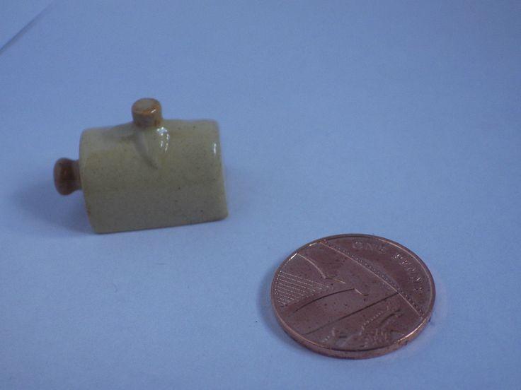 RARE retired Stokesay victorian stone hot water bottle signed | eBay