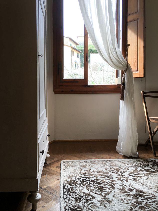Mit Teppichen im Landhausstil einrichten | gesehen auf http://valdirose.blogspot.de/