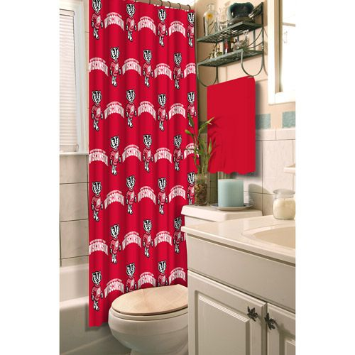 Curtains Ideas curtains madison wi : 17 Best images about I BUCKYing <3 the Badgers on Pinterest ...