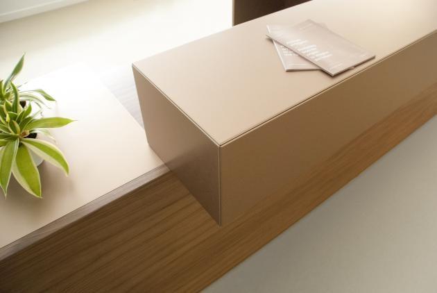 Archiutti | office forniture  TOKI Design: Perin&Partners