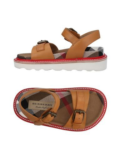 6edb49e71 Sandals Burberry Girl 3-8 years on YOOX. The best online selection of  Sandals Burberry. YOOX exclusive items of Italian and international  designers - Secure ...