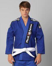 Kimono Red Nose Jiu-Jitsu Top World