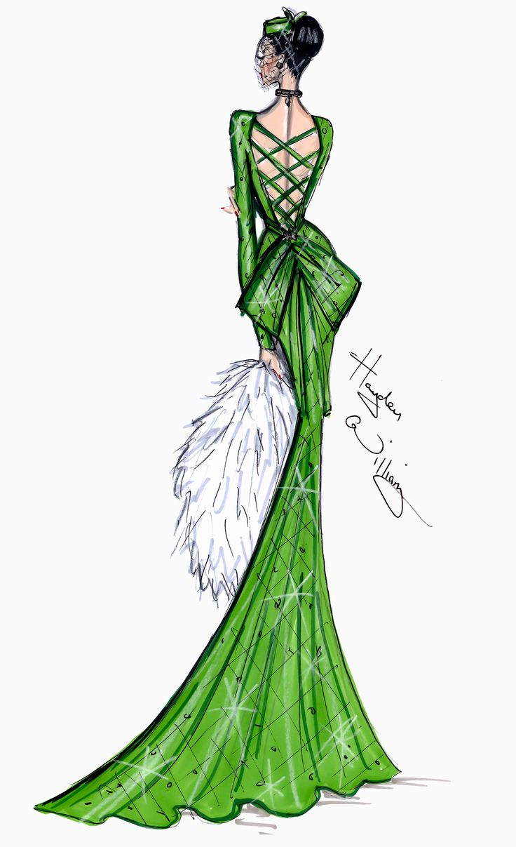 Hayden Williams Haute Couture FW13 pt3