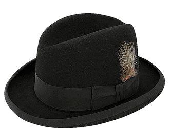 "Stetson - ""The Homburg - Classic Vintage Hat"""