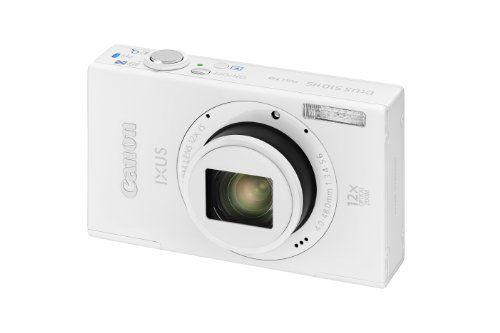 Canon IXUS 510 HS - Cámara digital compacta, color blanco B0076Z6E5M - http://www.comprartabletas.es/canon-ixus-510-hs-camara-digital-compacta-color-blanco-b0076z6e5m.html