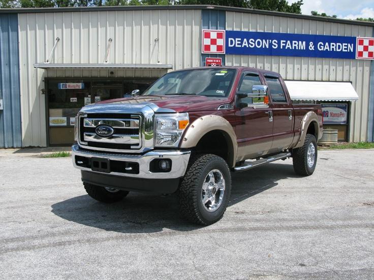 Rocky Ridge Trucks Ford Page