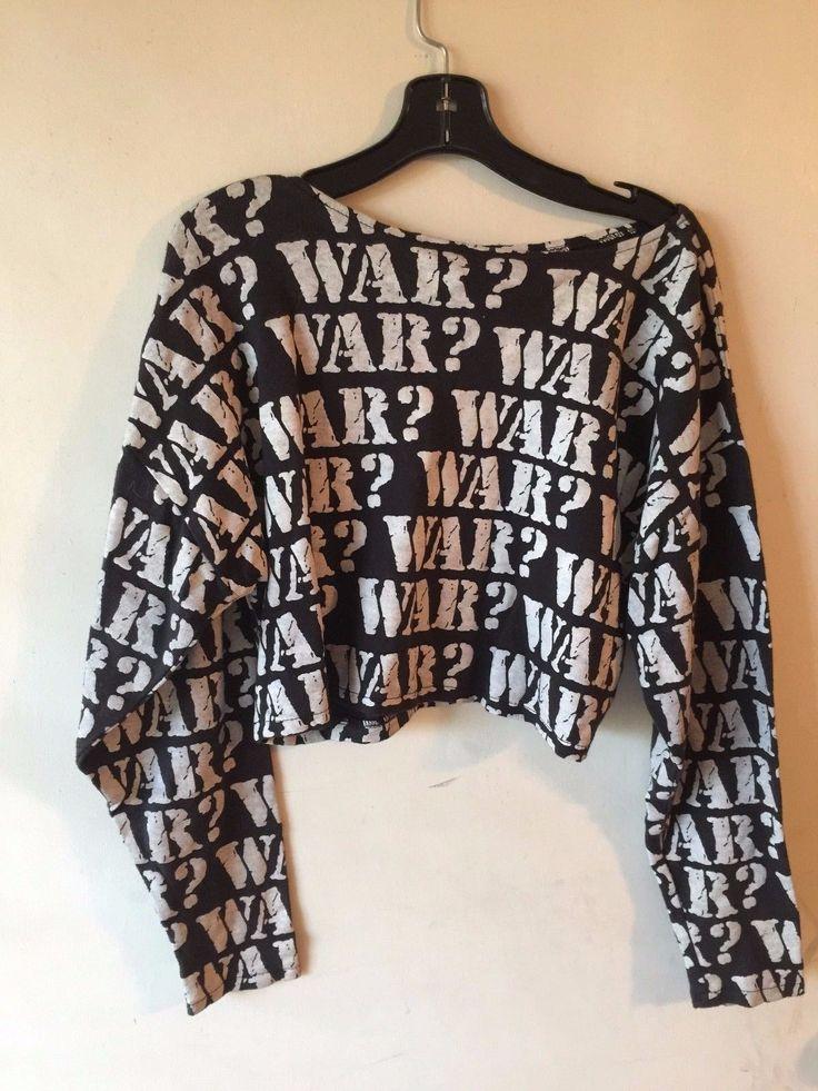 LIP SERVICE war shirt #JCTFS (?)