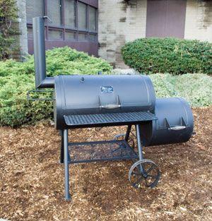 bbq smokers   Thread: Anyone make BBQ smokers???