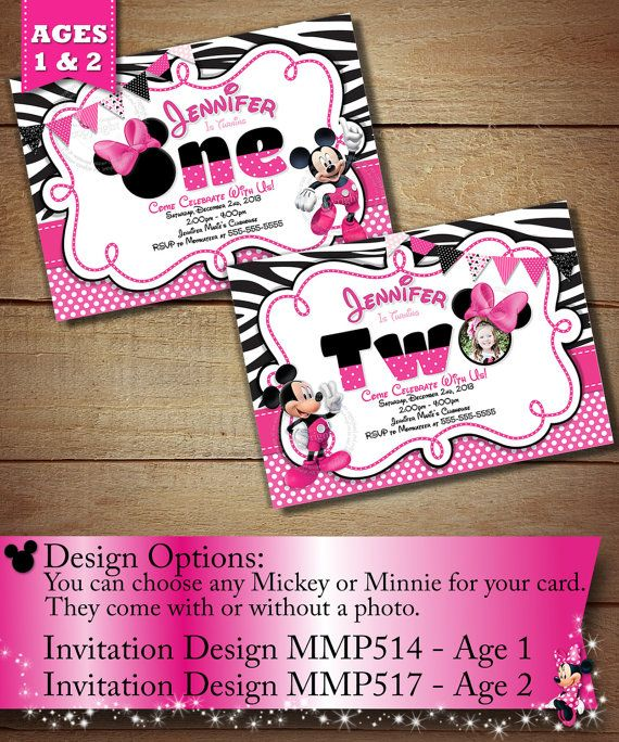 20 Best Images About First Birthday Invitations & Party