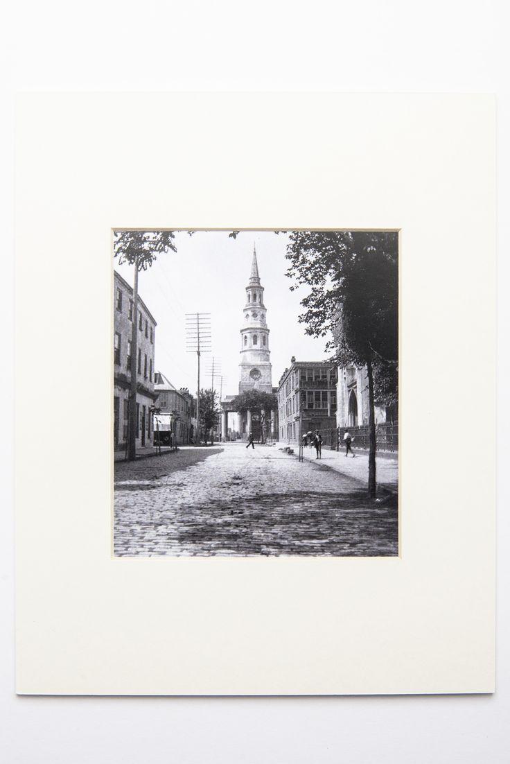 Church Street Print