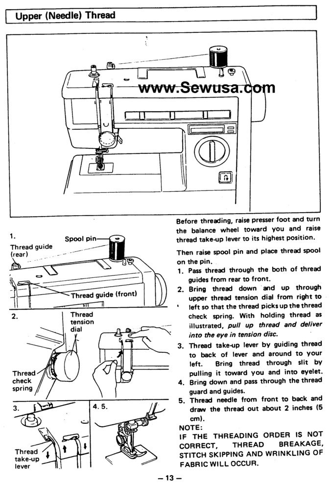 Sewing Machines | Shop Brother, Janome & Singer | John Lewis