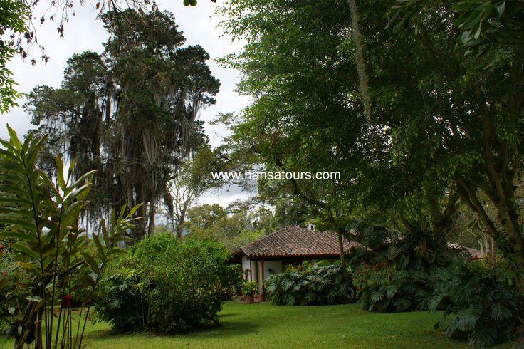 Hacienda Coloma.  foto por: Oscar Beltran.