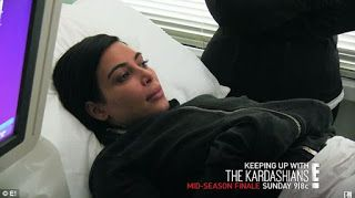 Welcome To Chitoo's Diary.: Kim Kardashian is undergoing IVF but Implanted emb...