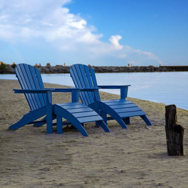 Modern Polywood Adirondack Chairs Best Color Furniture