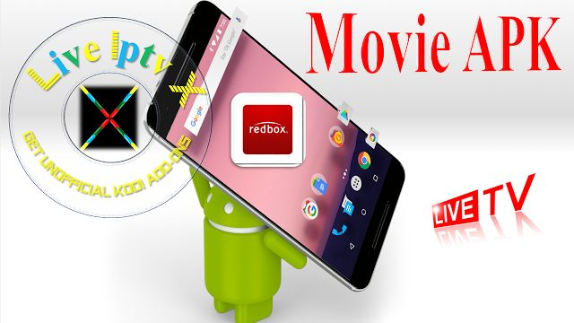 Android Movies Apk - Redbox Android APK Download For Android Devices [Iptv APK]   Movies Android Apk[ Iptv APK] : Redbox APK- In this apk you can Watch movie trailers release date and genre search movies by nameOnAndroid Devices.  Redbox APK  Download Red