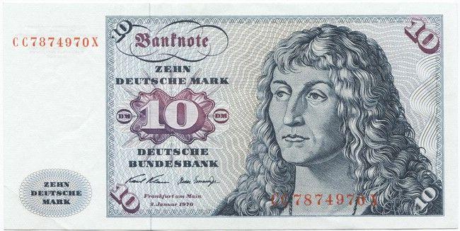 70 Jahre Deutsche Mark Deutsche mark, Marken, D mark