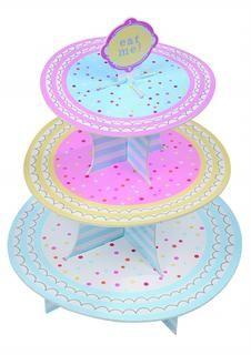 Sprinkles Paper Cake Stand