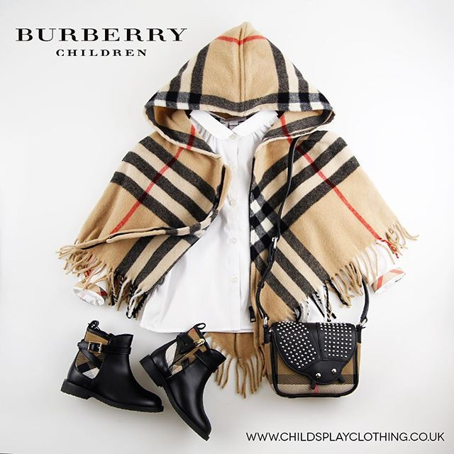 Another Day, Another Fabulous #Burberry Outfit ❤️❤️#WorldwideDelivery