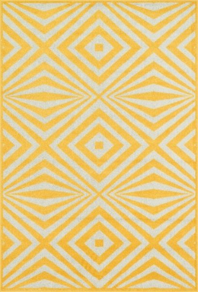 Catalina Rug catalina rug For Sale District17 Lemon Diamonds Catalina Rug Patterned Rugsoutdoor Rugs