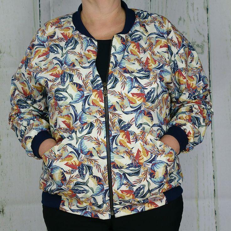 17 besten Jacken Bilder auf Pinterest | Jacken, Schnittmuster jacke ...