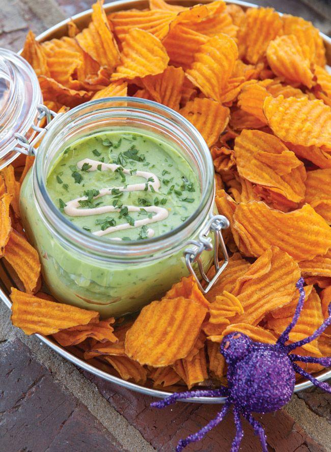 Avocado herb dip | Recipe | Avocado, Dips and Herbs