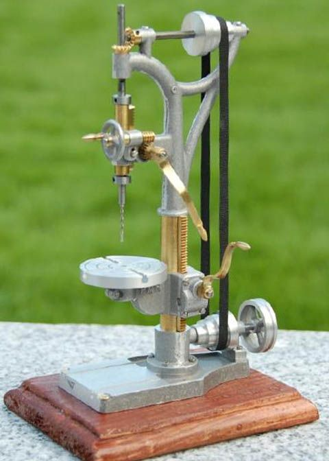 Beautiful Drill press