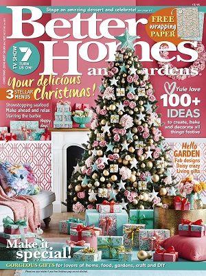 @bhgaus #magazines #covers #december #2016 #craft #garden #DIY #garden #recipes #food