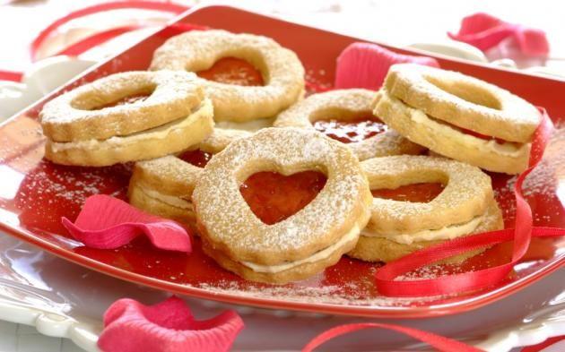 Sladká srdíčka » Pečení je radost