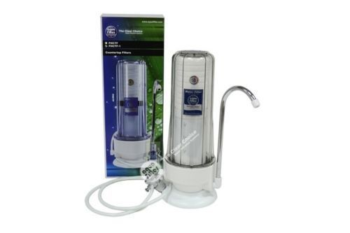 Water Filtration System AQUA FILTER FHCTF Countertop Filter BRAND NEW Made in EU