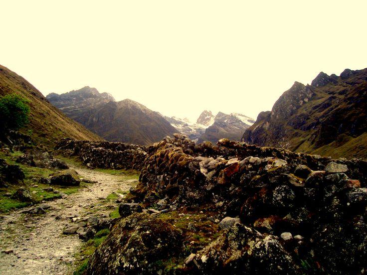 Camino El Choro, Bolivia.