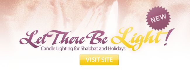 Welcome to our candle-lighting section, where you will find the details and practicalities of lighting Shabbat candles, along with the meaning, spirituality and power of doing so...